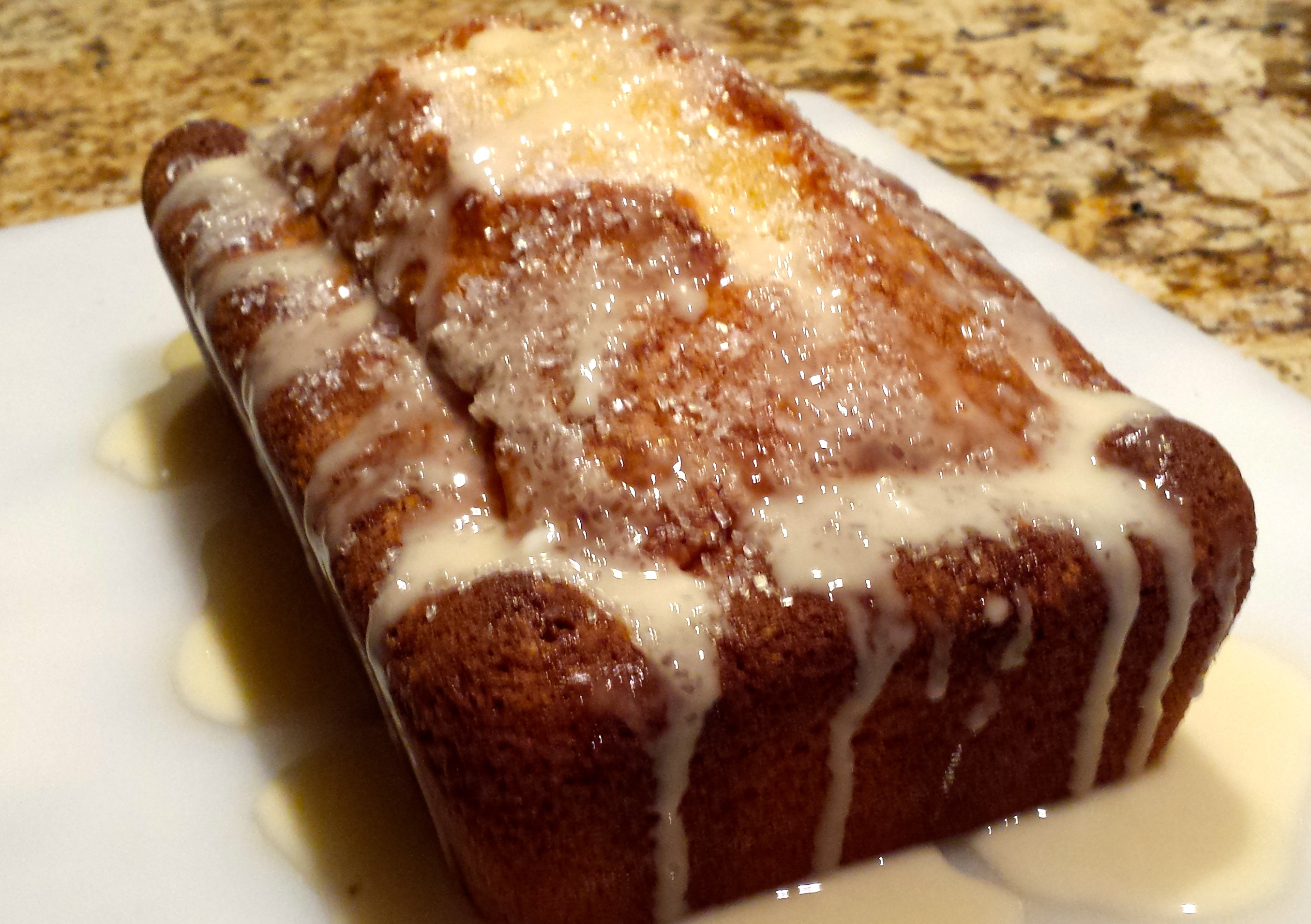 Clementine Pound Cake (adapted from Baking With Julia, Contributing ...